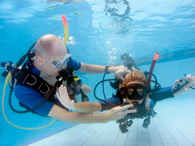 PADI IDC Phuket: Go Pro and become a PADI Dive Pro with the PADI Instructor Course with Indepth Dive Centre Thailand