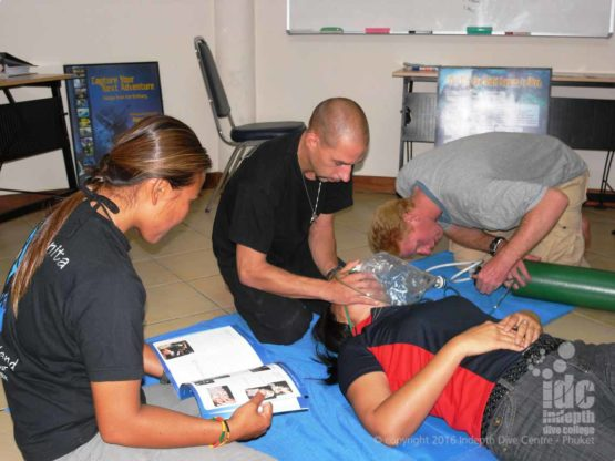 Emergency Oxygen Course: Demand Inhalator Valve provides the highest concentration of Oxygen