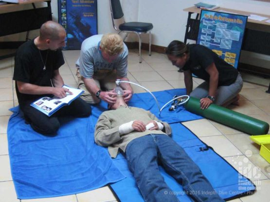 Emergency Oxygen Course with Indepth on Phuket Thailand