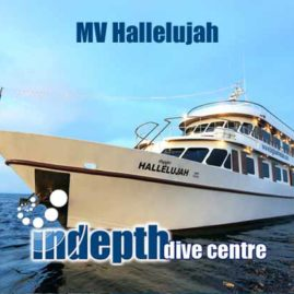 MV Hallelujah Liveaboard one of Phuket's best Liveaboards