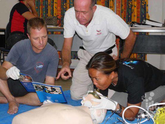 Emergency Oxygen Course: Using 100% Oxygen with a Pocket Mask for Rescue Breathing