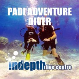 Short on time or money? Then the PADI Adventure Diver Course on Phuket Thailand is just the course for you!