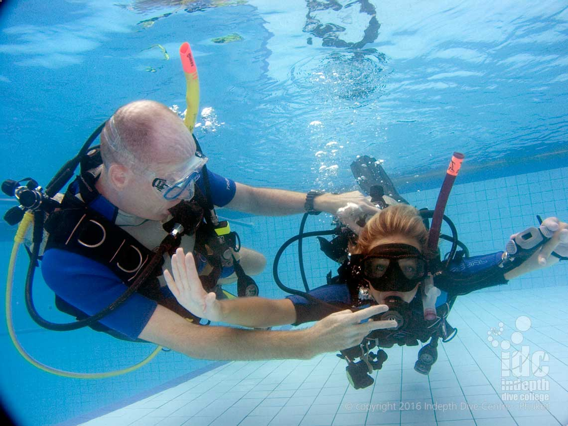Thailand: Get your PADI Open Water with Indepth Dive Centre on Phuket