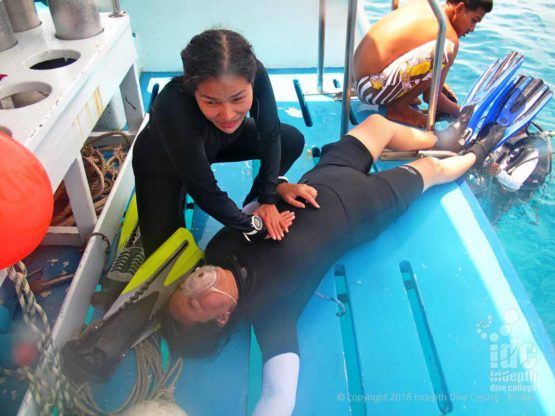 Take the PADI Rescue Diver Course with Indepth on Phuket