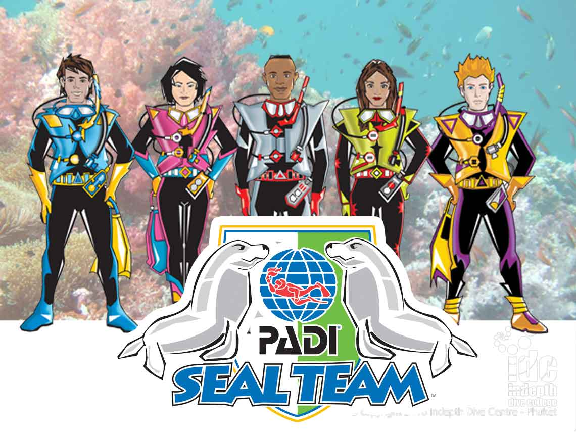 Join Indepth for a fantastic Seal Team adventure