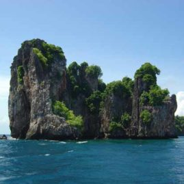 Dive Ko Bida Nok in Phi Phi with Indepth Dive Centre