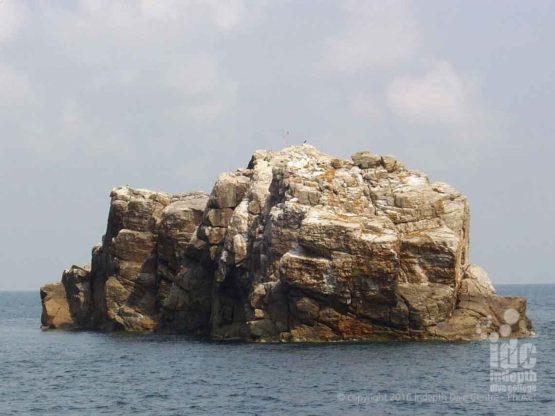 Black Rock is some of Burma best dive sites