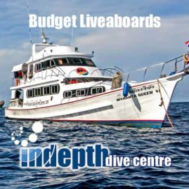 Budget Liveaboards Thailand – Indepth Dive Centre Phuket
