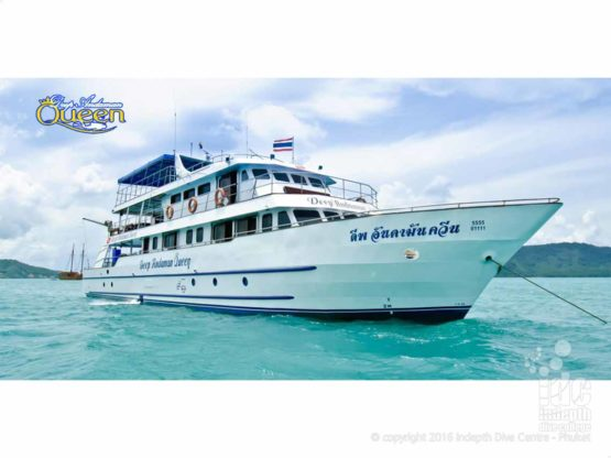 Indepth and Deep Andaman Queen Liveaboard Phuket