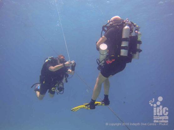 Rebreather Diving Similan Islands Deep Six