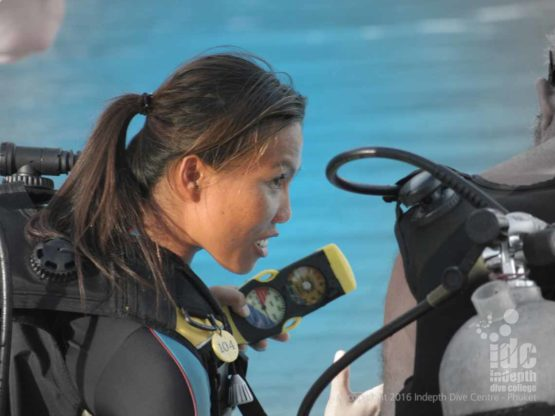 Diving with Indepth on Phuket: professional, safe and fun!