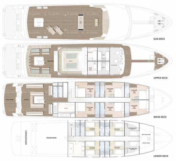 diverace-liveaboard-boat-plan