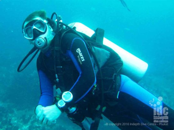 Diving is fun on a Burma Liveaboard to Twin Cheeks