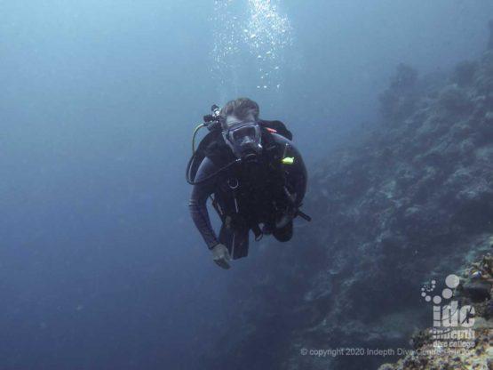 Scuba Diving Myanmar - High Rock Dive Site