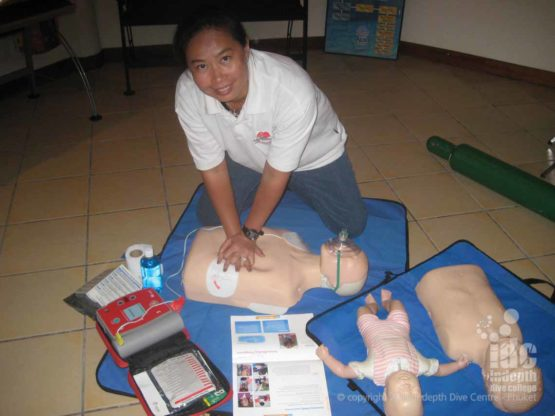 mergency First Response Provider Student and Instructor Courses with Indepth