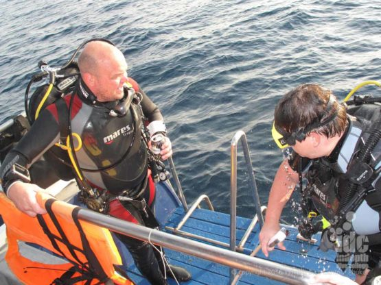 Make sure to get your PADI Enriched Air Licence with Indepth Phuket