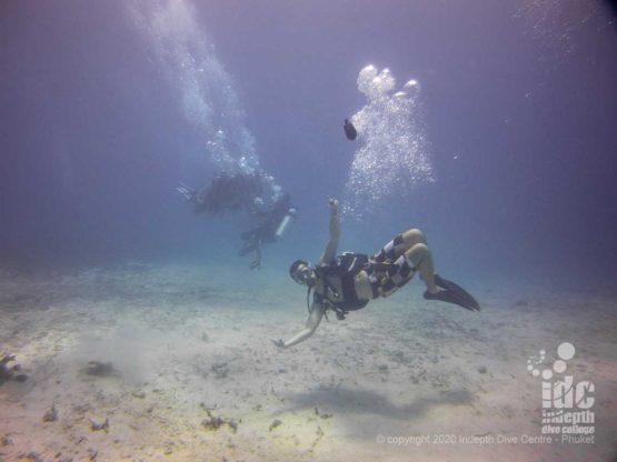 Phuket Diving at Siam Bay - Racha Yai Island Dive Site