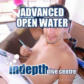 PADI Advanced Open Water – Indepth Dive Centre Phuket