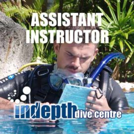 PADI Assistant Instructor Course (AI) – Indepth Dive Phuket