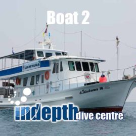 Indepth Dive Centre Your Phuket Dive Tour Boat 2 Thailand