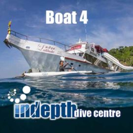 Day Trip Boat 4 – Indepth Dive Centre Phuket