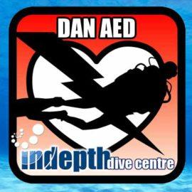 DAN AED – Indepth Dive Centre Phuket