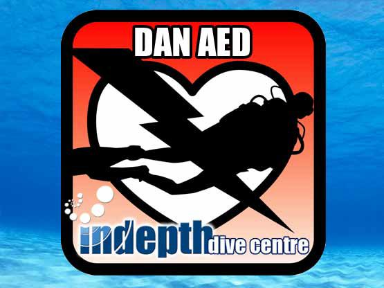 Join us for your DAN AED Course with Indepth on Phuket Thailand