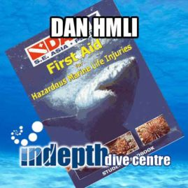 Take your DAN Hazardous Marine Life Injuries course (HMLI) with Indepth on Phuket