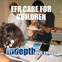 Child & Baby CPR / First Aid is fun and easy to learn with Indepth Phuket Thailand