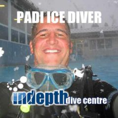 PADI ICE Diver Course on Phuket with Indepth could be the surprise of your holiday!