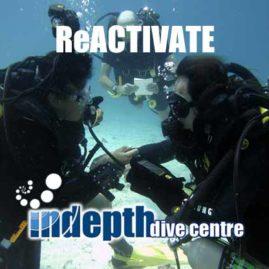 PADI ReActivate- Indepth Dive Centre Phuket