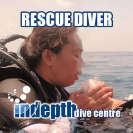 Mouth to Pocket Mask is taught on your PADI Rescue Diver Course