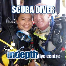 PADI Scuba Diver – Indepth Dive Centre Phuket