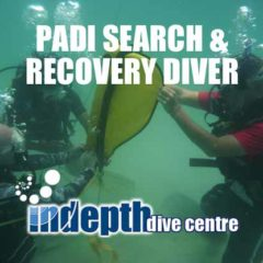 PADI Search and Recovery Course – Indepth Dive Phuket