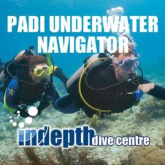 PADI Underwater Navigation Course with Indepth Phuket Thailand