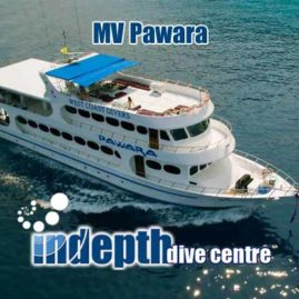 MV Pawara Liveaboard – Indepth Dive Centre Phuket