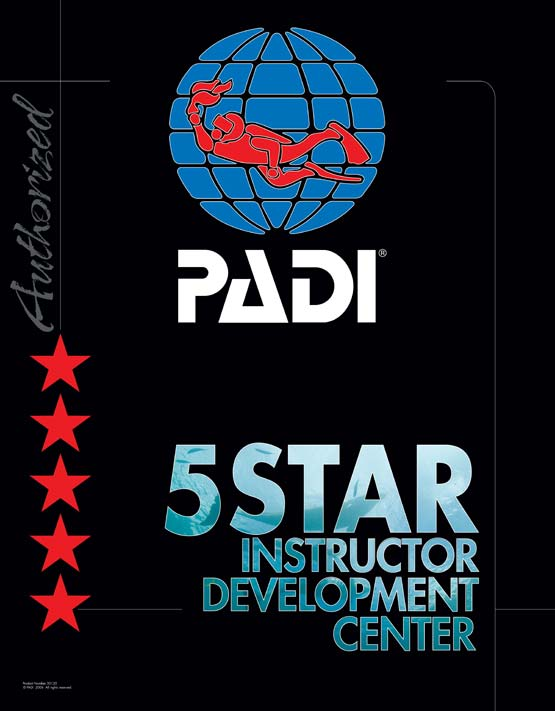 Indepth Dive Centre PADI 5* IDC & TecRec Centre on Phuket Thailand specializing in PADI Instructor and Poseidon Rebreather Courses