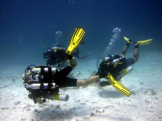 Indepth Dive Centre offer Poseidon Rebreather Trips to The Similans