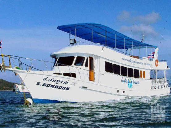 Indepth Scuba Diving Day Trip Boat 3
