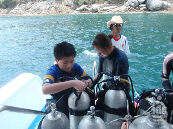 Your children and kids can ReActivate their Scuba Diving Skills too with a PADI Scuba Refresher