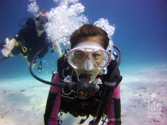 Learn to dive PADI the fun way with Indepth Phuket