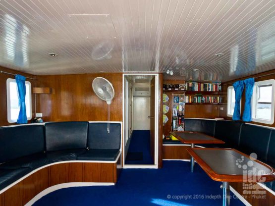 MV Giamani is a Luxury Liveaboard on Phuket Thailand