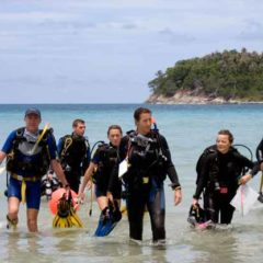 Kata Beach House Reef – Indepth Dive Centre Phuket