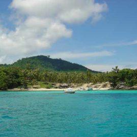 Racha Yai Bay 1 is one of Phuket's best Local Dive Sites