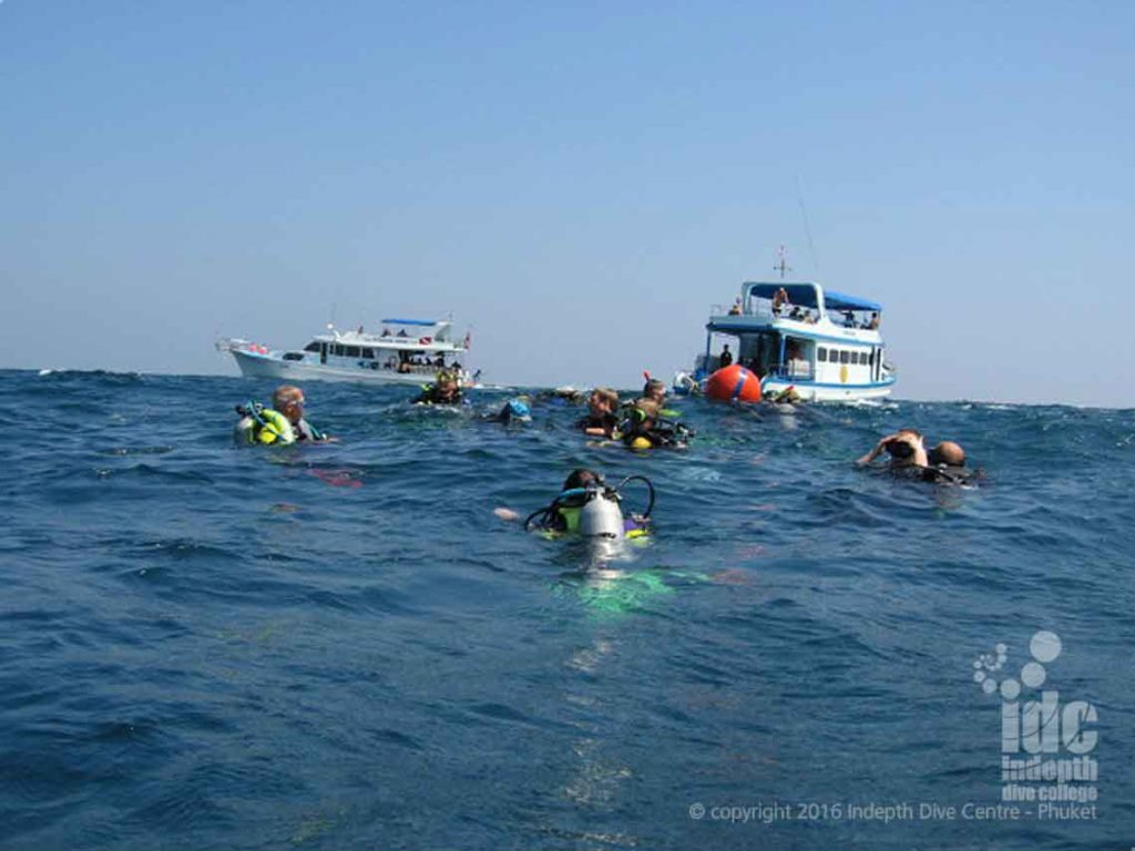 Join Indepth Dive Centre for a Day Trip to Racha Yai Bay 1