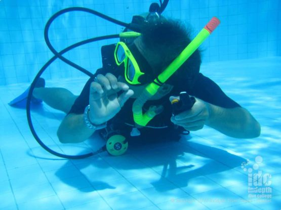 Refresh your Scuba Diving Skills with PADI ReActivate. The PADI Scuba Refresher with Indepth on Phuket