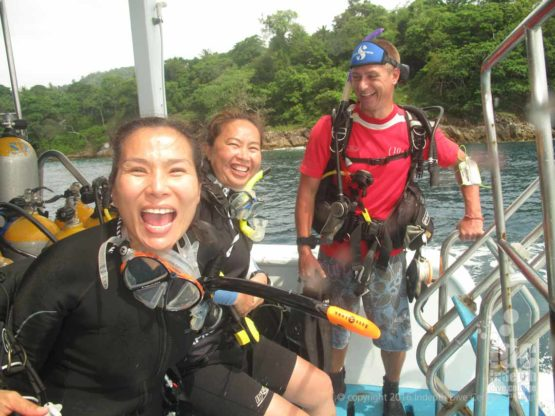 PADI Rescue Diver Course is often described as serious fun
