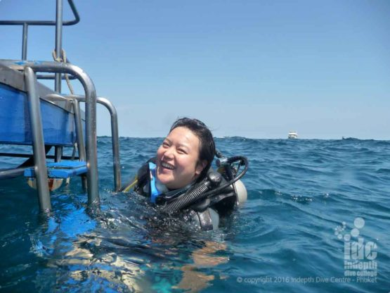 Scuba diving fun with your PADI Advanced Open Water Course