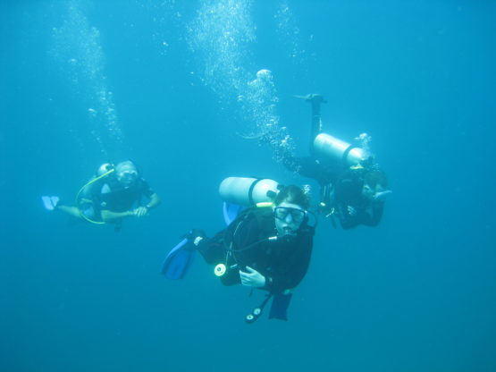 Scuba Diving Ko Bon West Ridge on a Liveaboard from Phuket