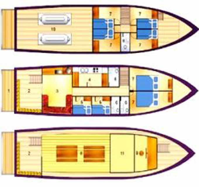 scubaadventure-liveaboard-layout